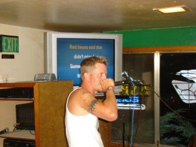 will karaoke