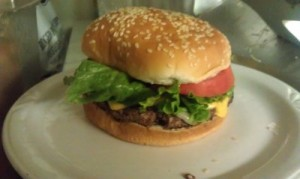 OMalleys Burger